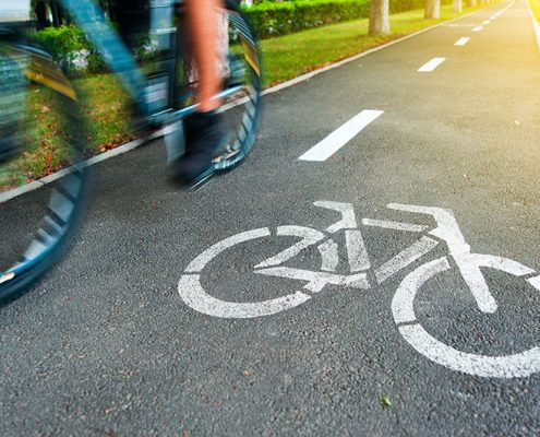 Most Dangerous Places and Times to ride a bicycle