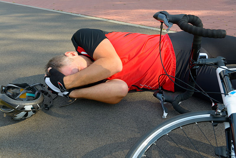 Common Bicycle Accident Injuries