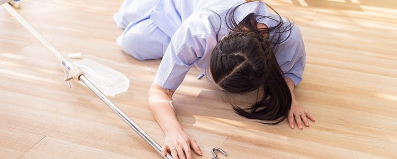 patient falls