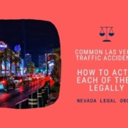 las vegas traffic accidents
