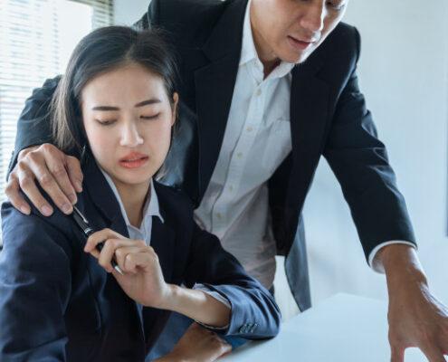 gender violence at work